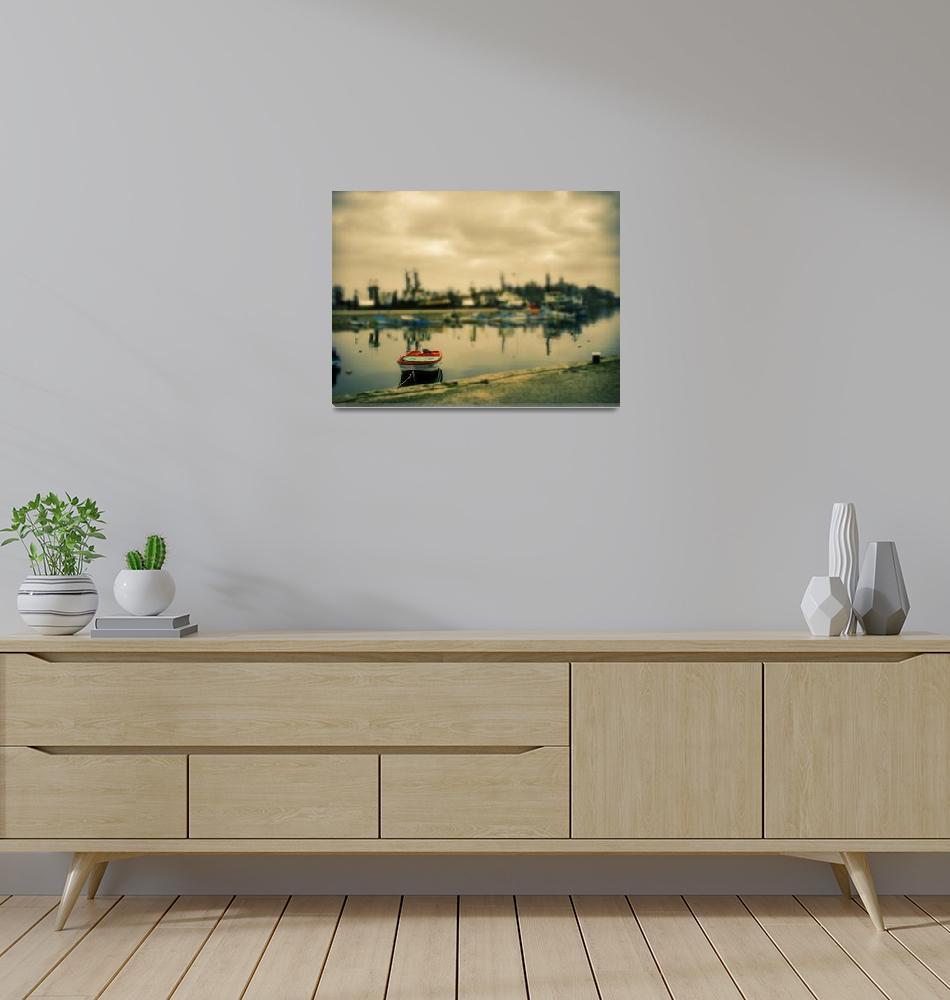 """Beautiful boat""  by Jivko_Tringov"