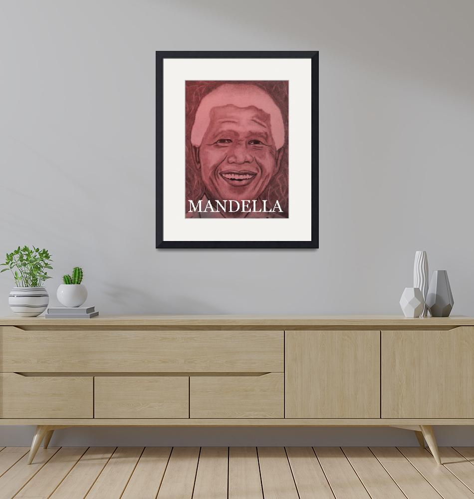 """""""Mandella""""  (2009) by twinboyz"""