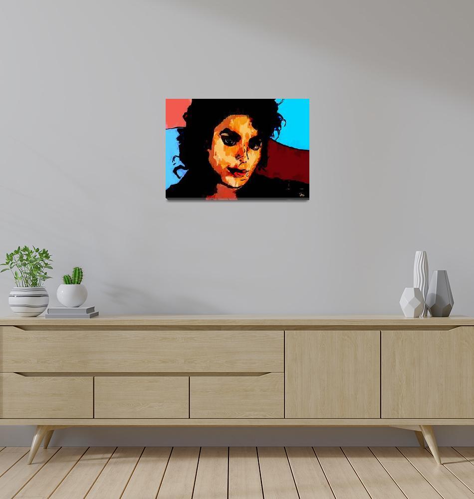 """Michael Jackson""  by Vya_Artist"