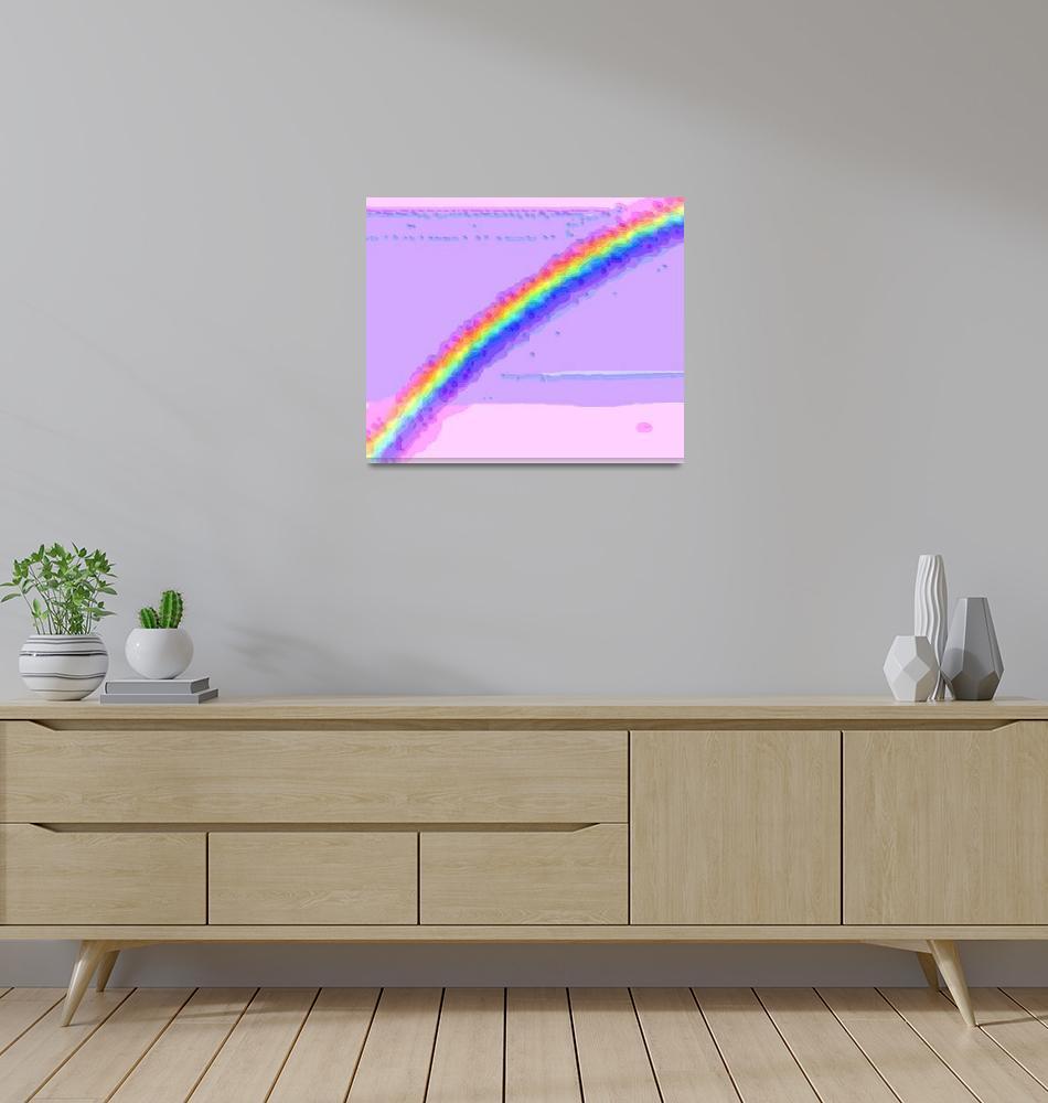 """Rainbow""  (2013) by TheNorthernTerritory"