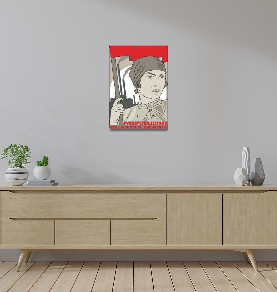"""""""Soviet Union Communist Communism USSR Russia 59""""  by oldies"""