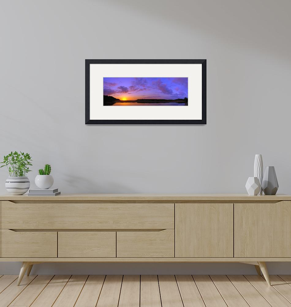 """""""North Narrabeen Sunrise""""  by davesmith"""