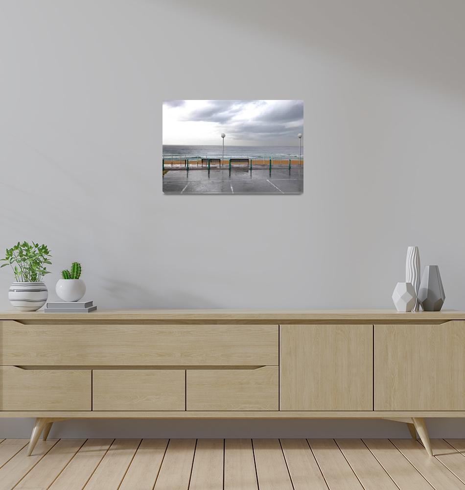 """Bondi Beach, Australia""  (2021) by ChrisSeufert"