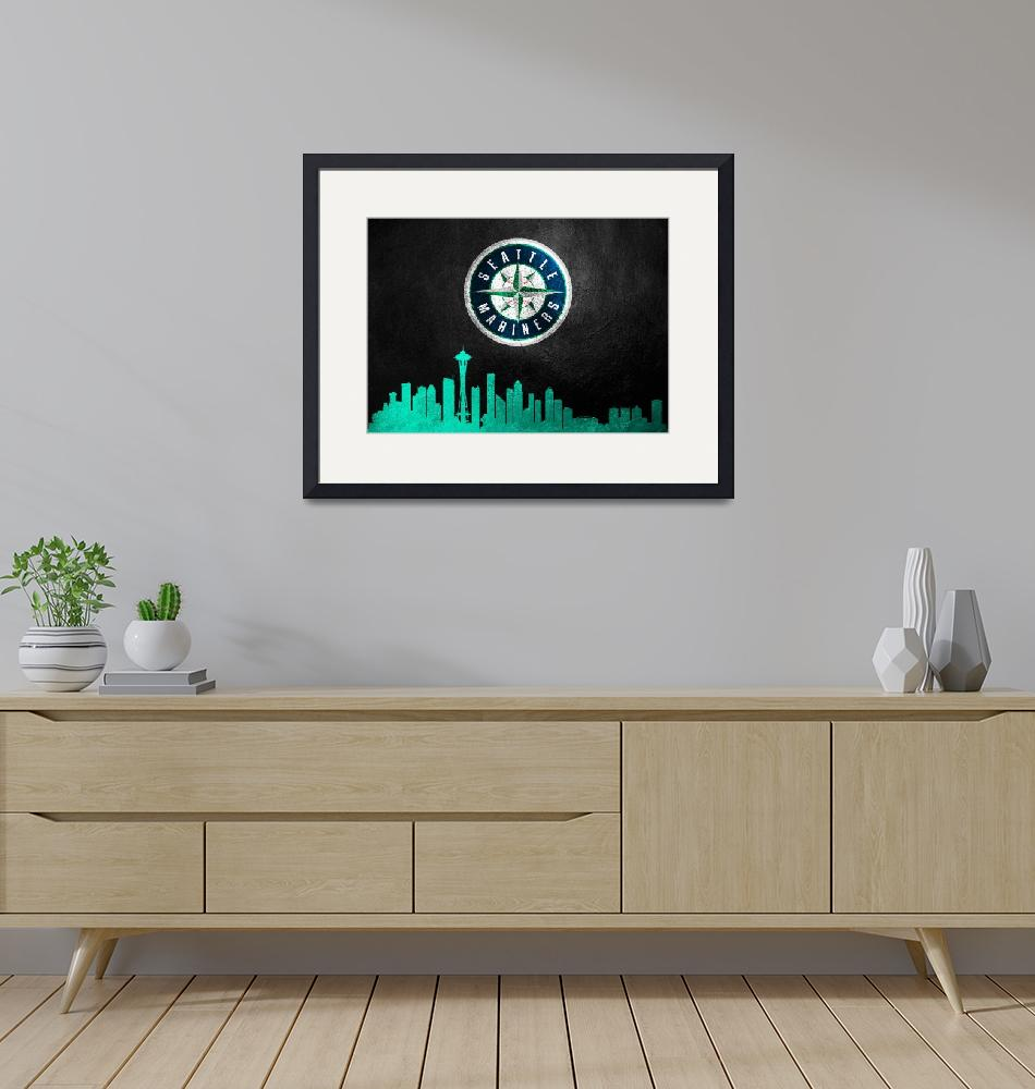 """""""seattle mariners""""  (2020) by ABConcepts"""