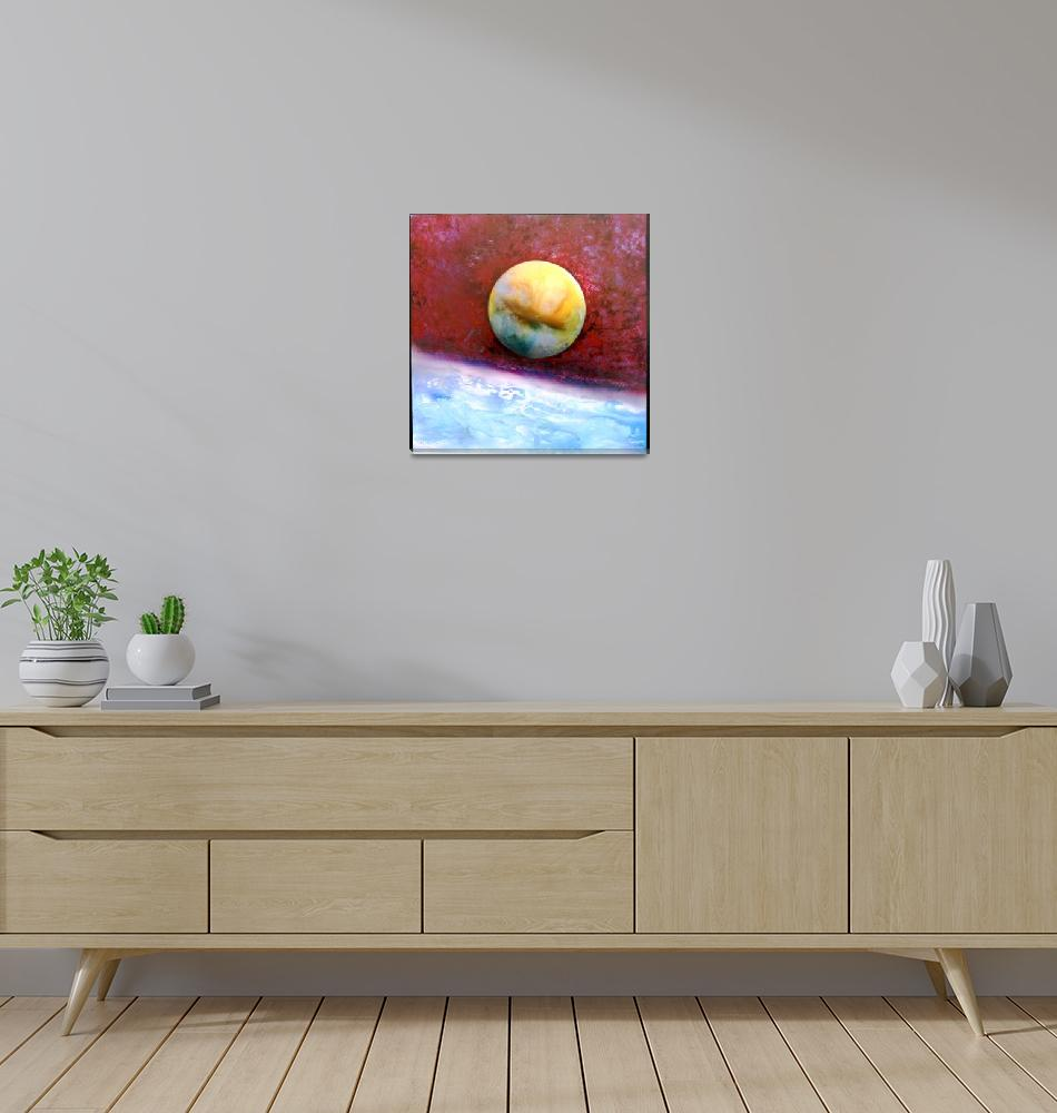 """Celestial Sea""  (2013) by WilliamWhiteArt"