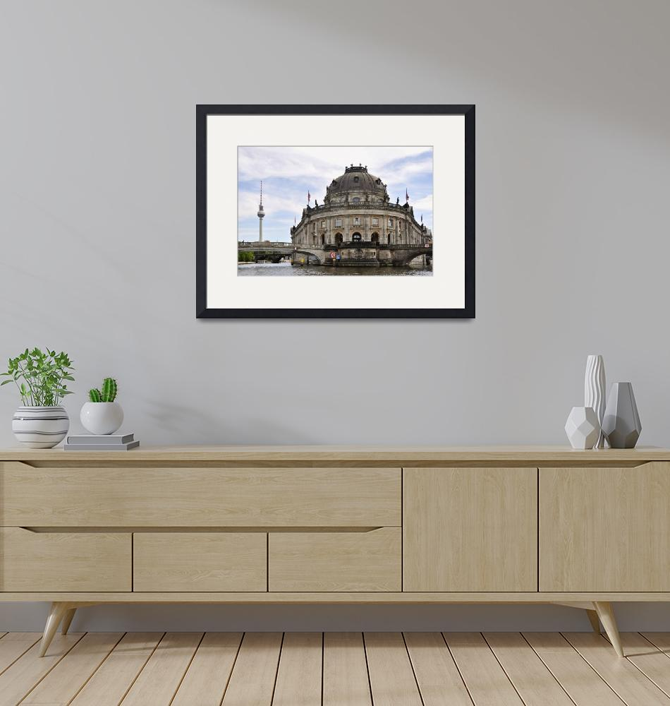 """""""Bode Museum""""  (2012) by PaulCoco"""