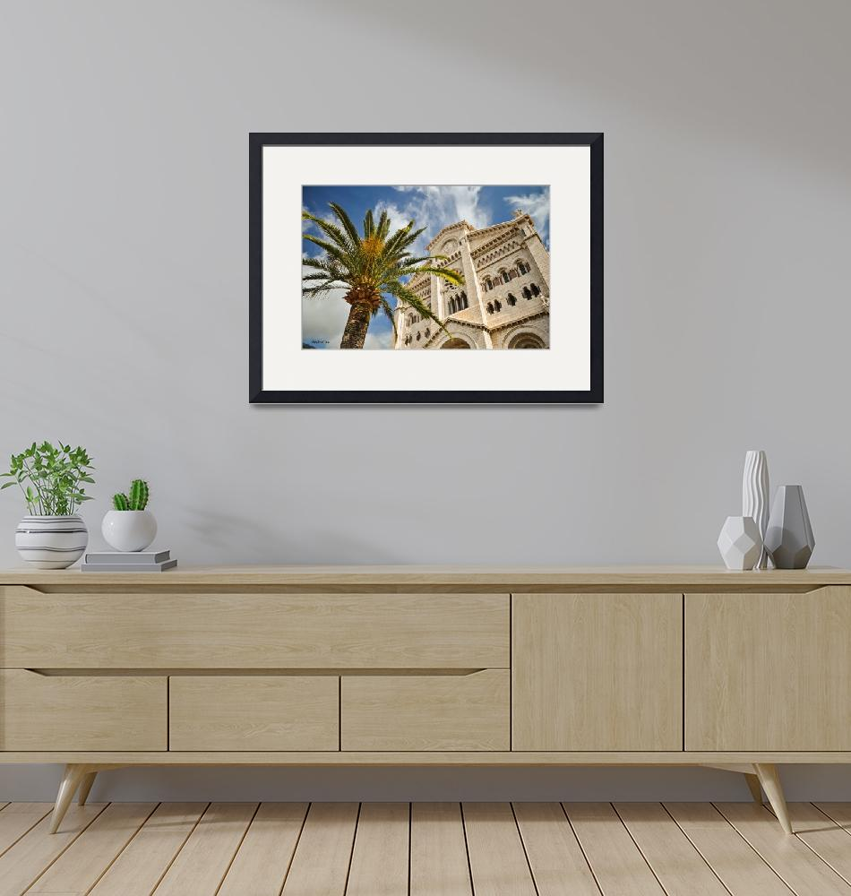 """""""Cathedral in Monaco""""  (2012) by awsheffield"""