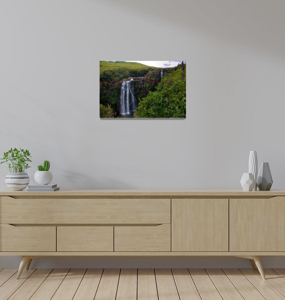 """""""Lisbon Falls""""  by RHMiller"""