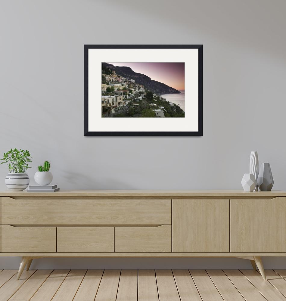 """""""Town on the hillside""""  by Panoramic_Images"""