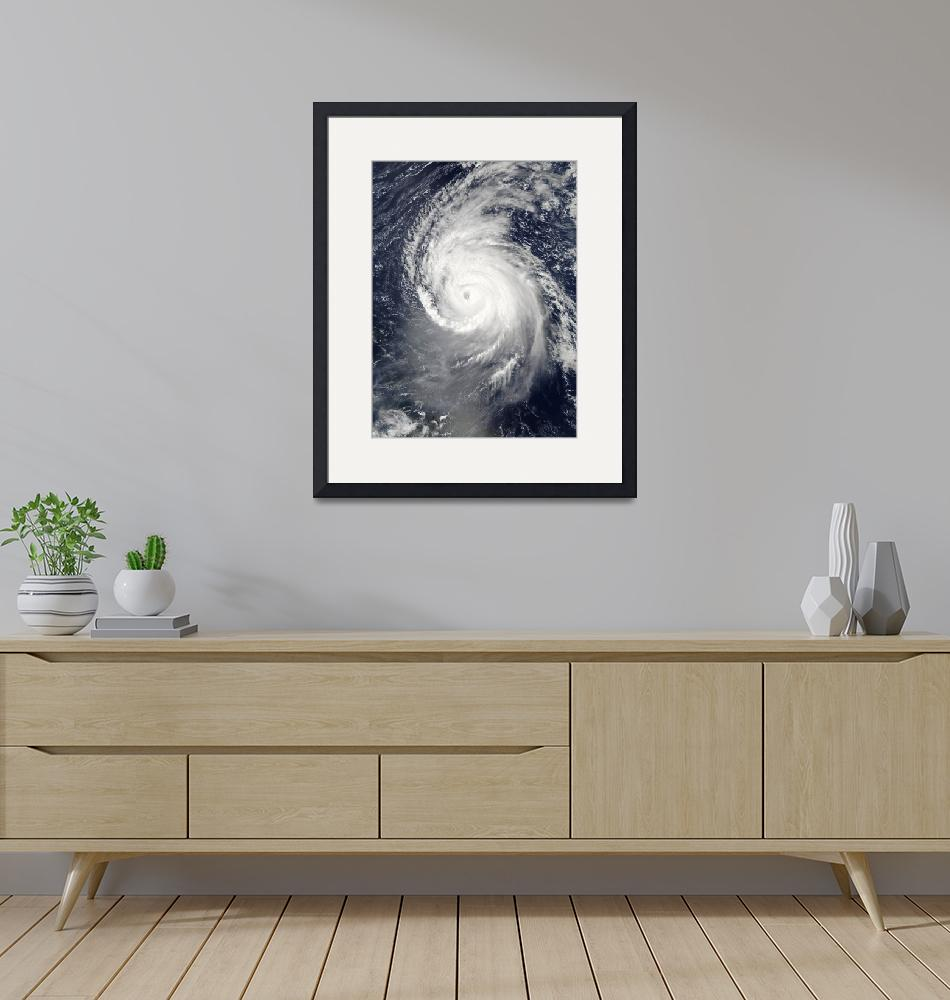 """Hurricane Igor in the Atlantic Ocean""  by stocktrekimages"