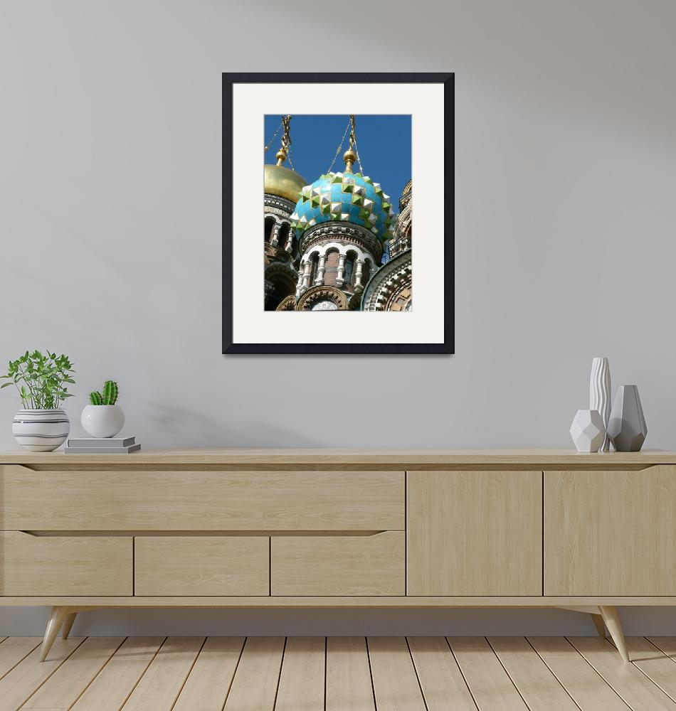 """""""Russian dome"""" (2008) by travelpix"""
