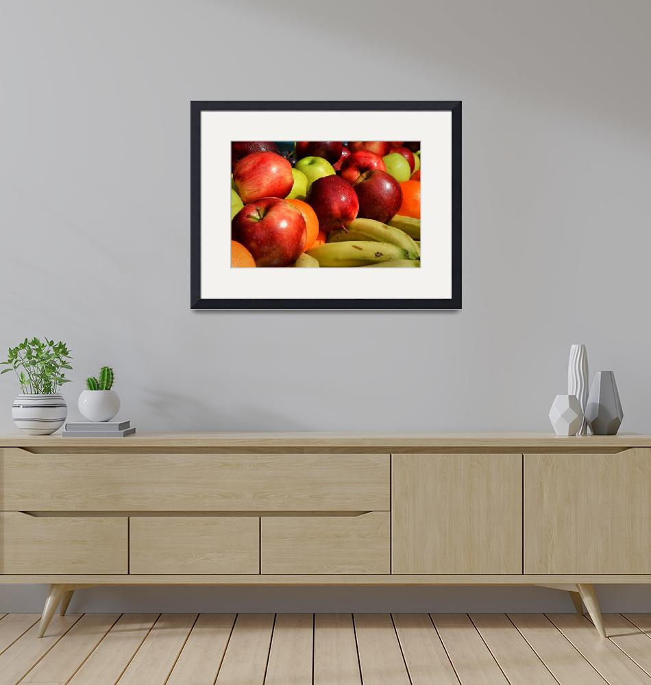"""""""apple-a-day-healthy-fruit-1836"""" by travel"""