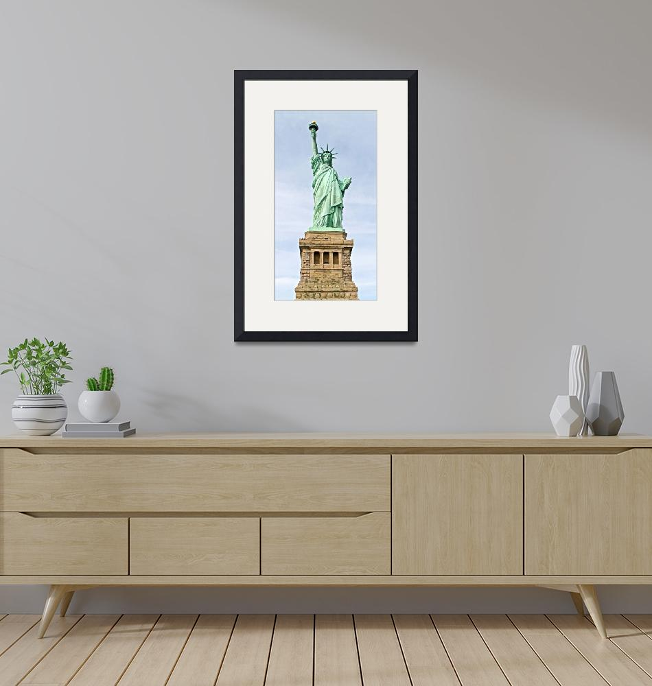 """""""Lady Liberty""""  (2013) by DMTedCo"""