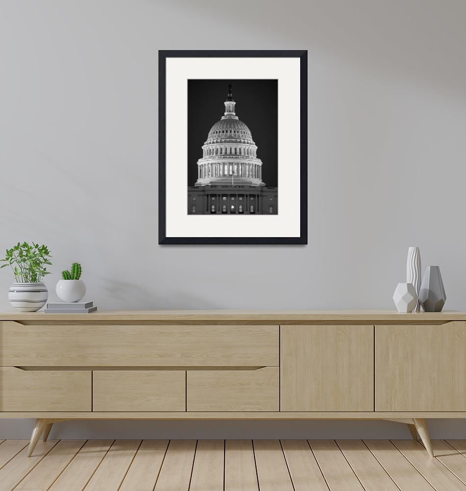 """""""Capitol Dome""""  (2011) by Inge-Johnsson"""