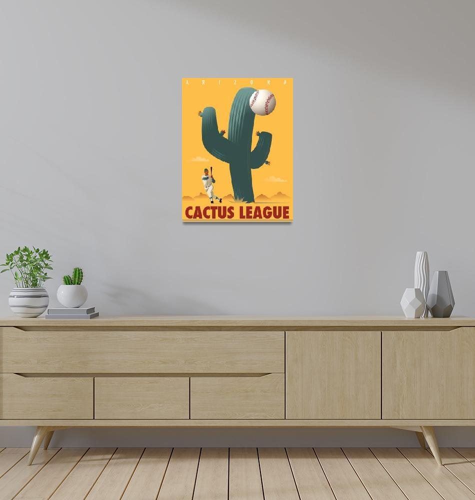 """""""Cactus League""""  (2010) by johnwtomac"""