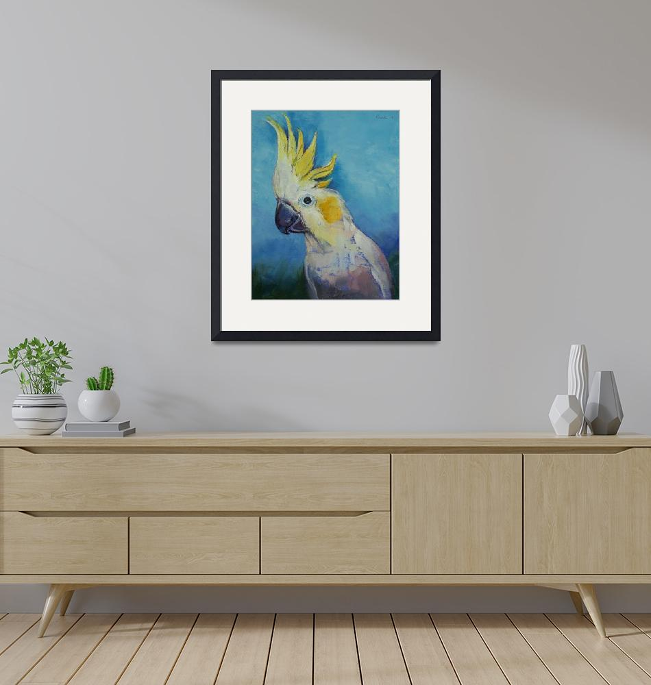 """""""Cockatoo"""" by creese"""
