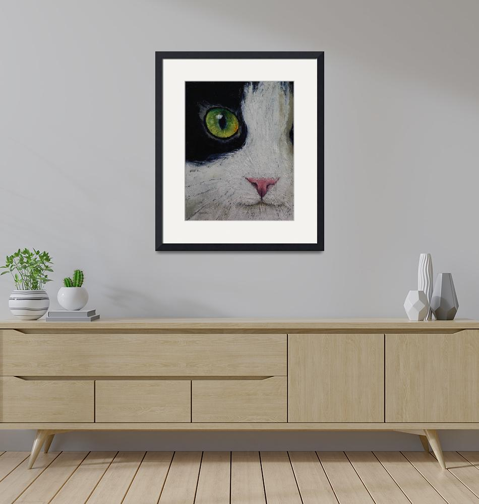 """""""Japanese Bobtail Cat""""  by creese"""