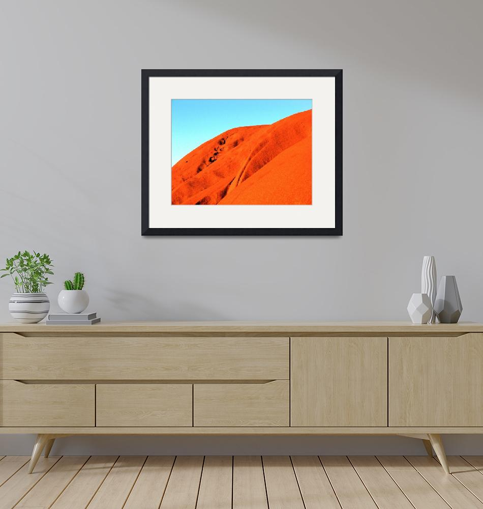 """Australia, Ayers Rock""  by snaptherapy"