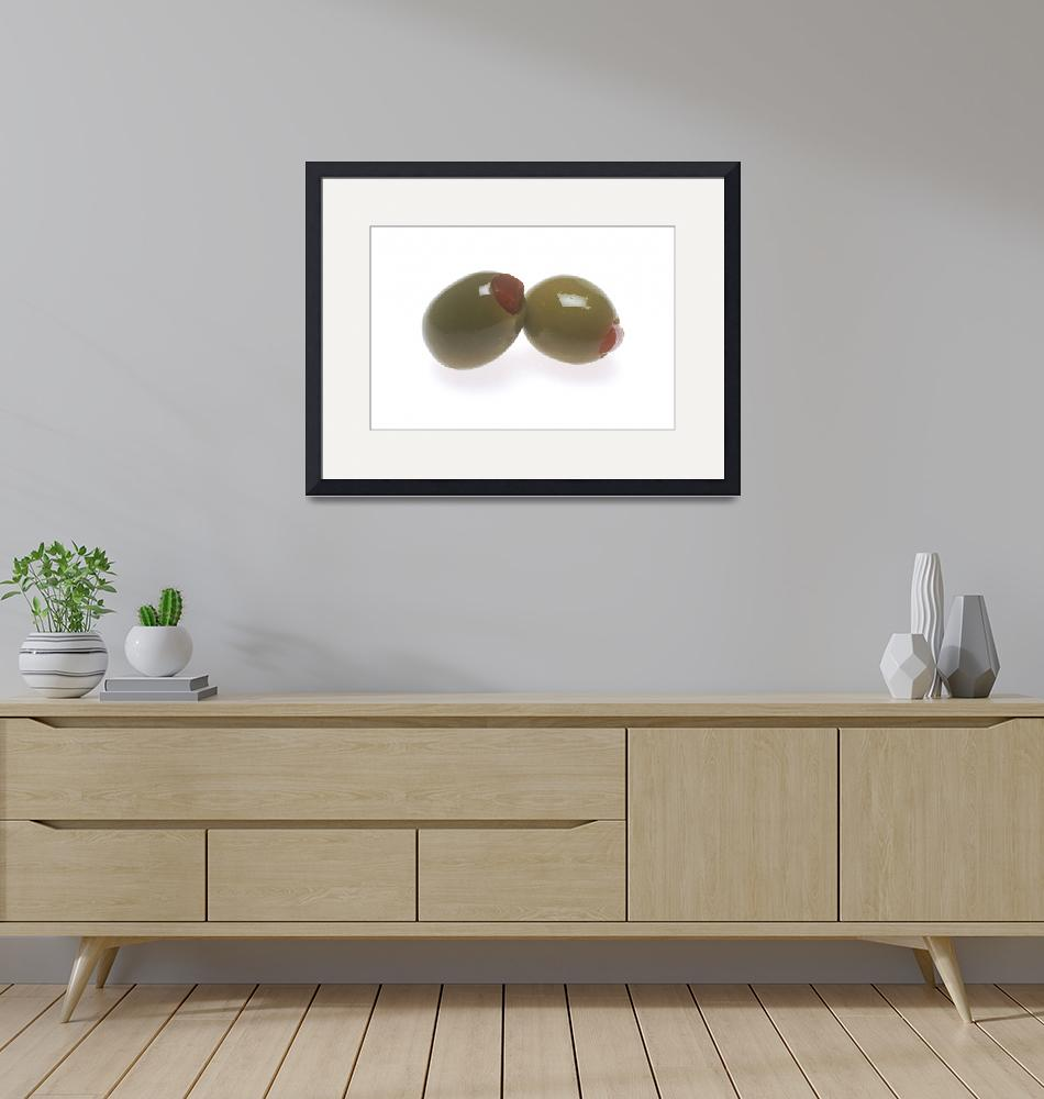 """""""Green Olives""""  by Alleycatshirts"""