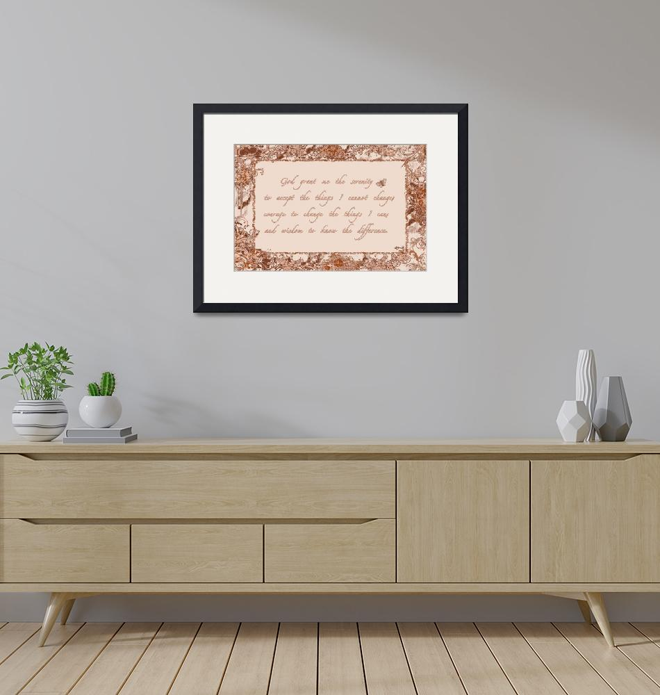 """""""serenity frame copper""""  by lizmix"""