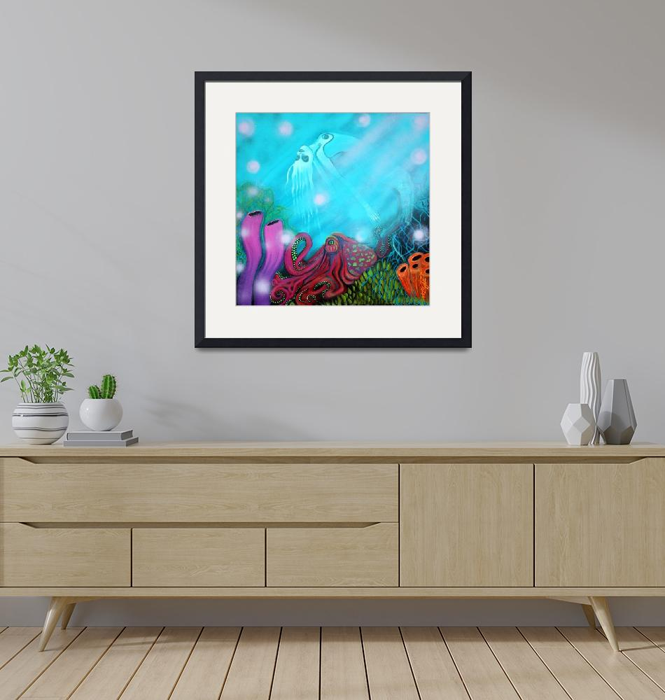 """Sea of Dreams""  (2015) by ArtPrints"
