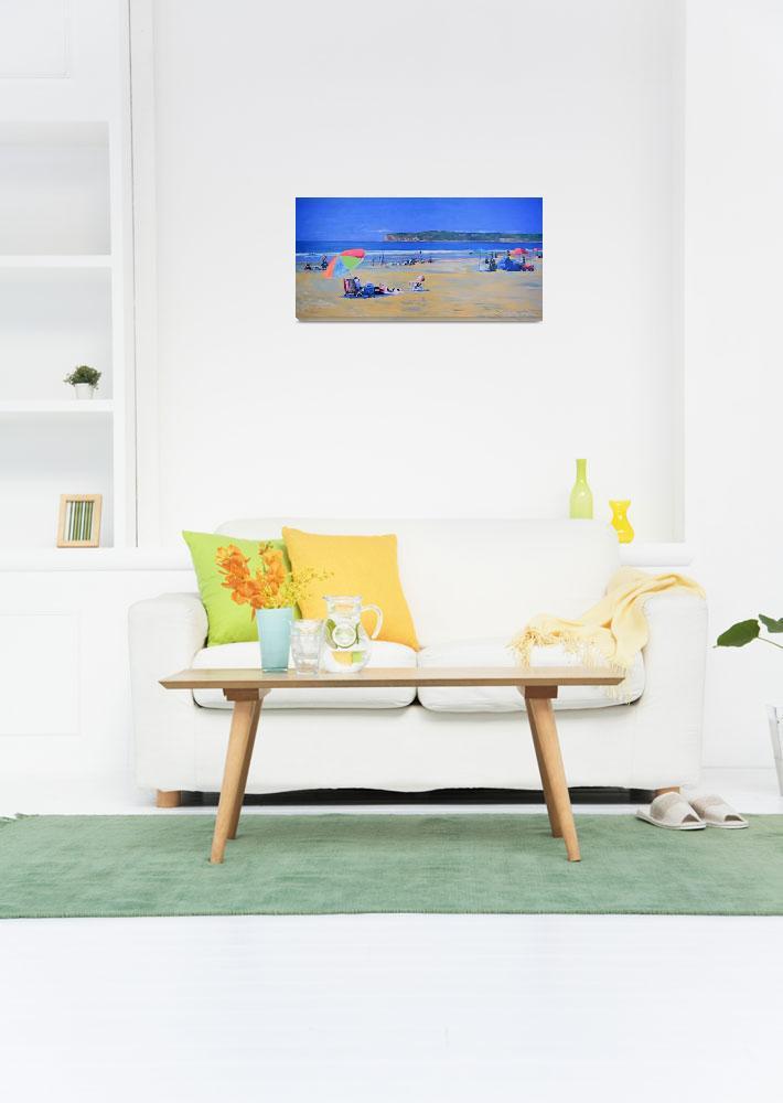 """Coronado Beach to Point Loma San Diego&quot  (2015) by RDRiccoboni"