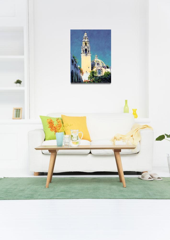 """""""California Tower by RD Riccoboni&quot  (2008) by RDRiccoboni"""