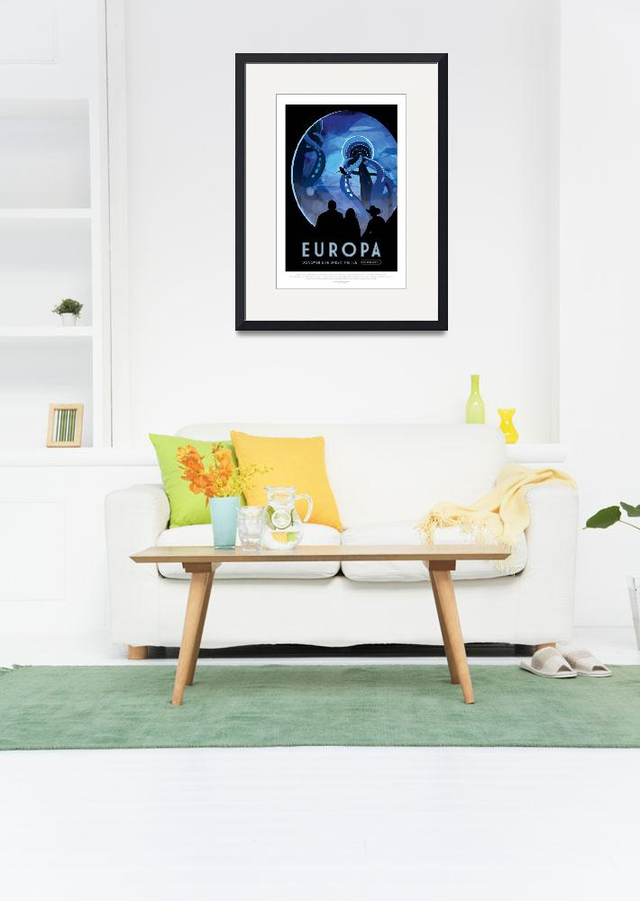 """""""EUROPA&quot  by jms00"""