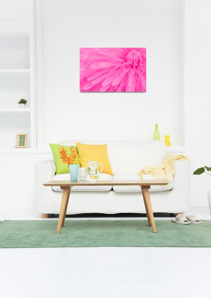 """Bright Pink Wall Art""  (2011) by NatalieKinnear"
