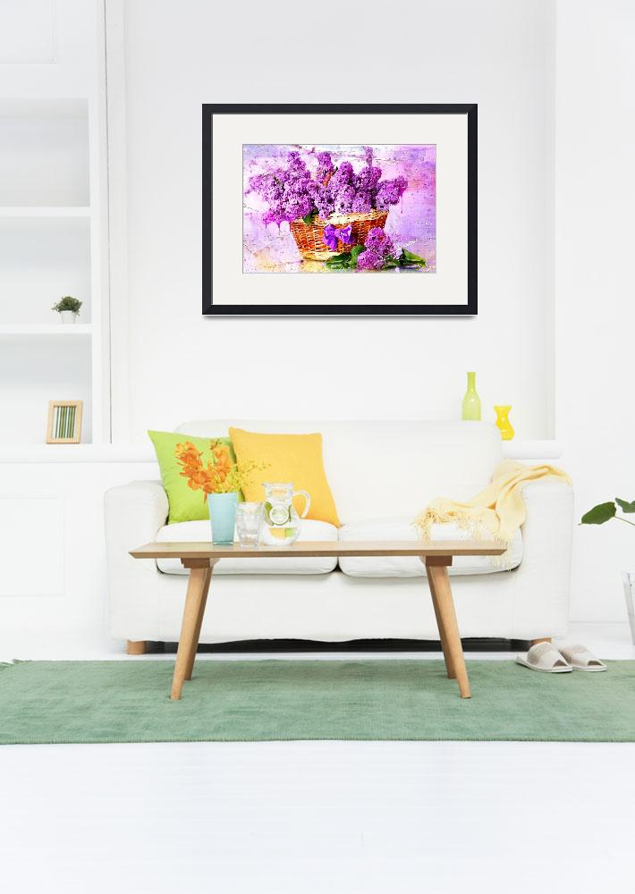 """Elegant Watercolor Collection Framed Print""  by buddakats1"