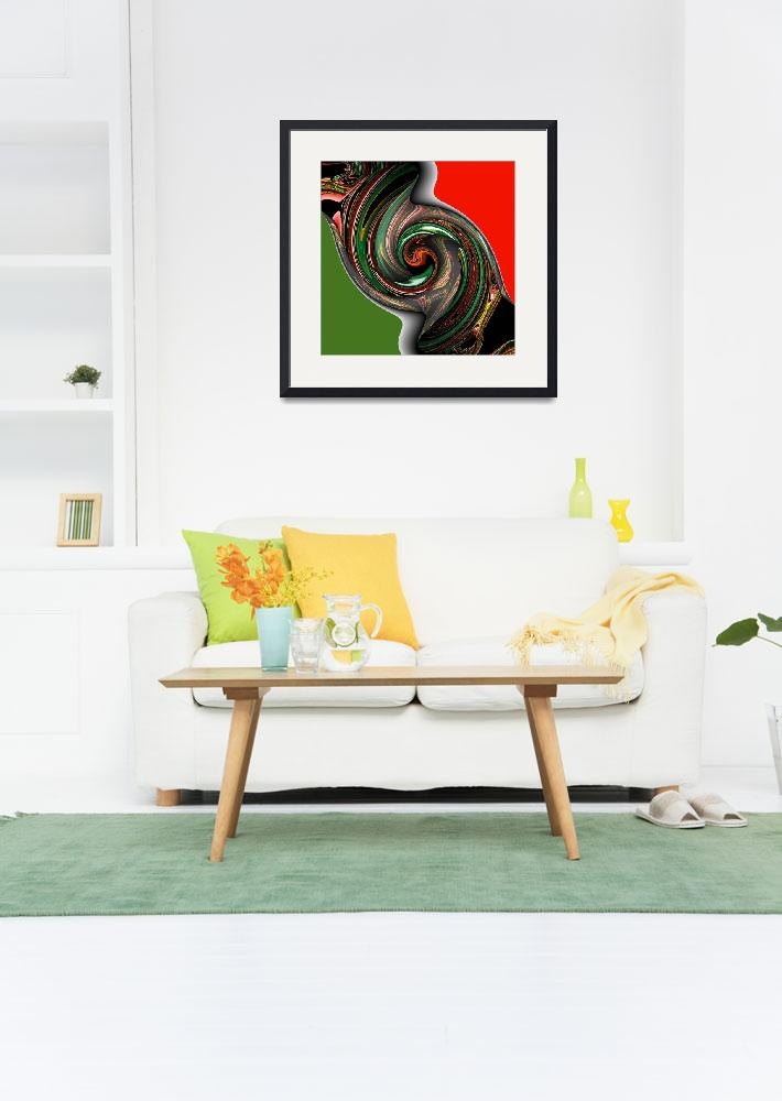 """Twisted Italiano""  (2008) by ArtPrints"