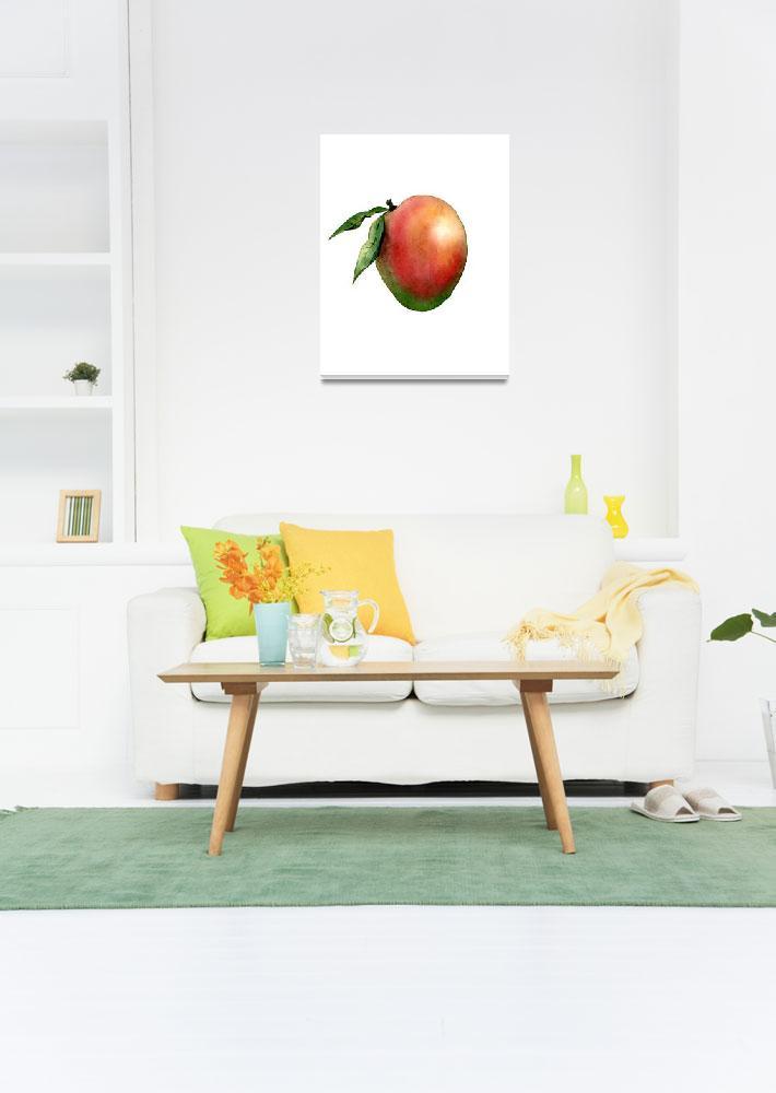 """Mango&quot  (2016) by k9artgallery"