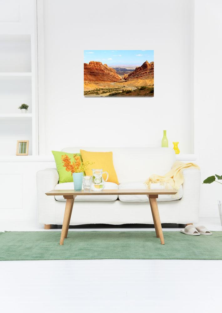 """Utah Mountains""  (2013) by KJD82"