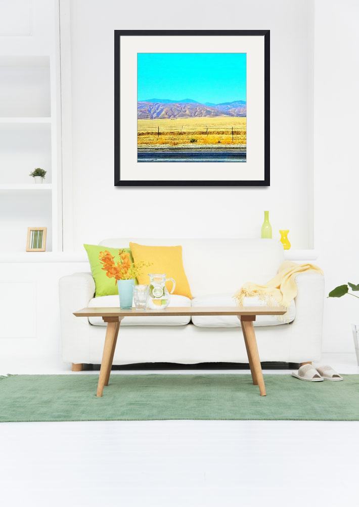 """""""California Gold&quot  (2016) by JimFall"""