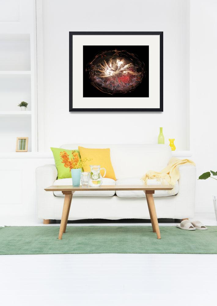 """""""Fireworks Reflected""""  (2012) by marshacarson"""