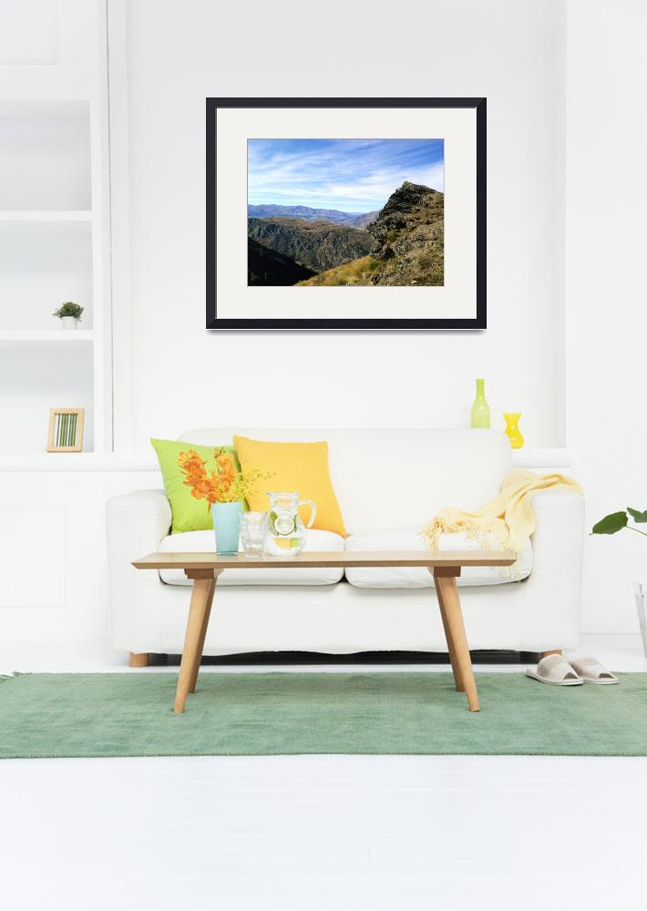 """""""Queenstown Hill Peak&quot  by thrillingenvisions"""