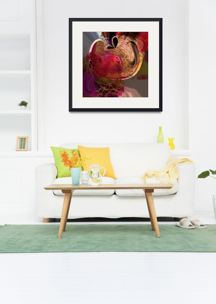 """""""An Apple A Day&quot  by roshven"""
