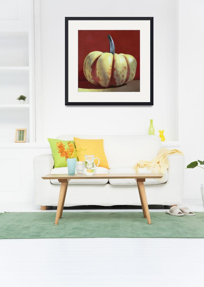 """""""Gourd 6&quot  (2006) by tinamalonis"""
