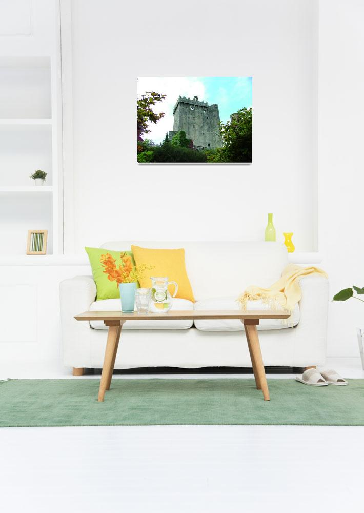 """Blarney Castle Cork, Ireland""  by stockireland"