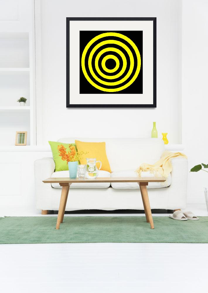 """""""Target Yellow""""  by Lonvig"""