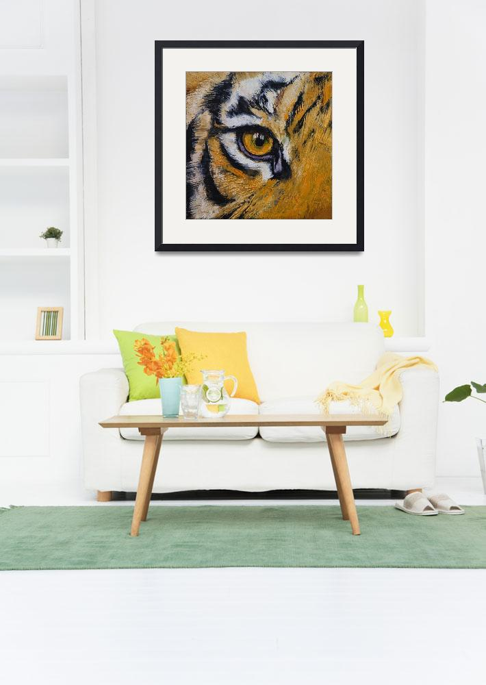"""""""Tiger Eye&quot  by creese"""