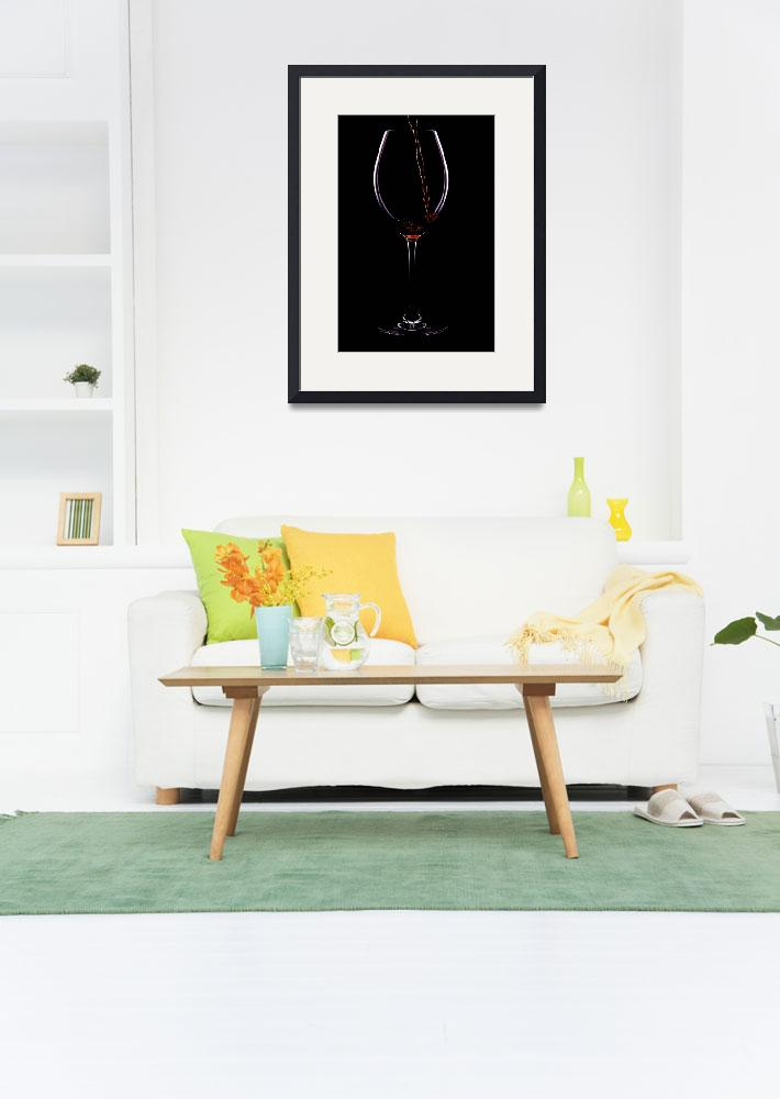 """""""Wine to be Enjoyed&quot  by DavidKay"""