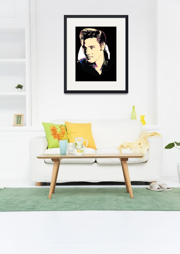 """""""redbubble-elvis-t&quot  by RichDelux"""