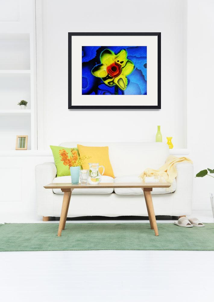 """""""Yellow Daffodil""""  (2015) by cstanley"""