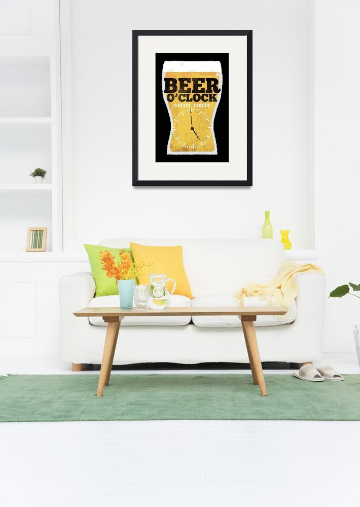 """Beer&quot  (2016) by tobias1969"