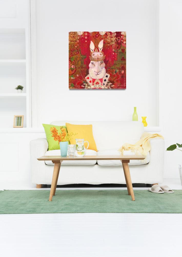 """""""White Rabbit""""  by Duirwaigh"""