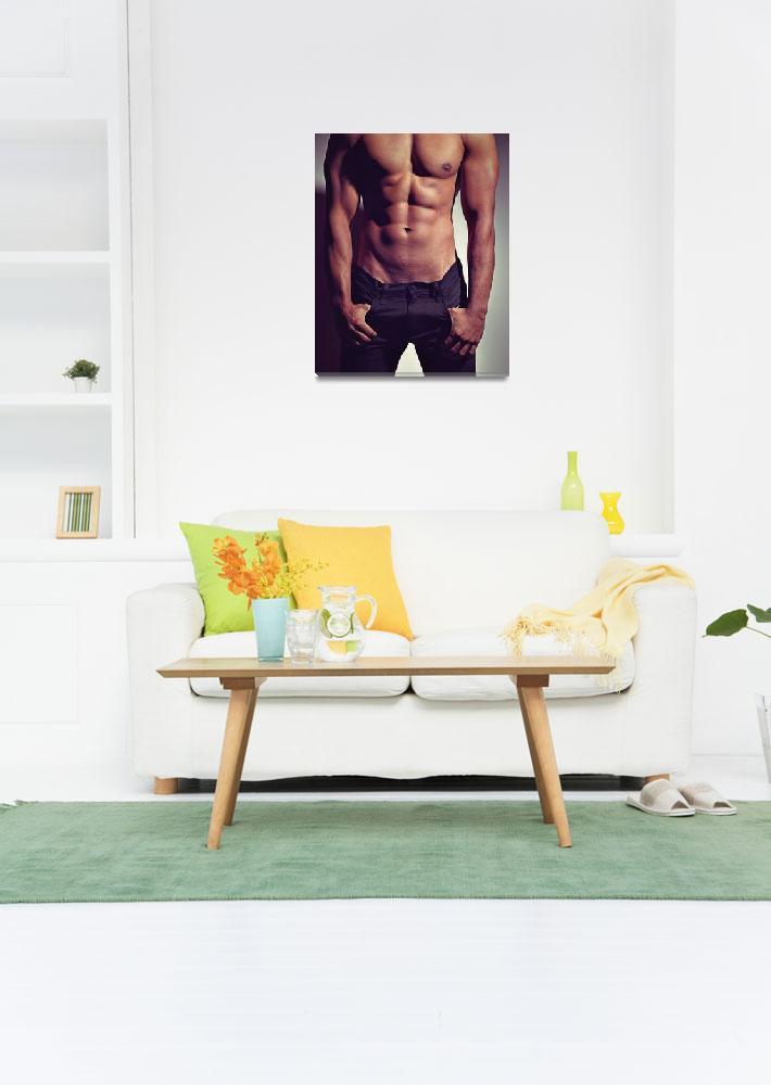 """""""Sexy Male Body""""  by 4u"""