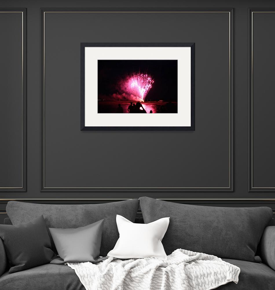 """""""Fireworks""""  (2012) by Albertphoto"""