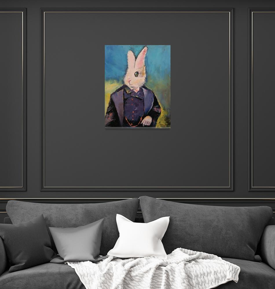 """""""White Rabbit""""  by creese"""