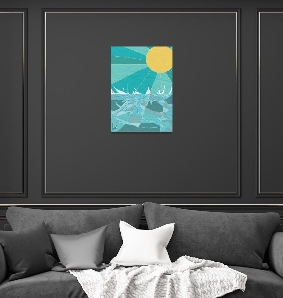 """summer art dva""  (2012) by jasedam"